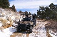 UTV Tour in the Rocky Mountains