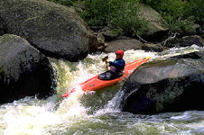 Become a Kayak Instructor