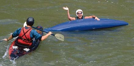 Intermediate Kayak Instruction