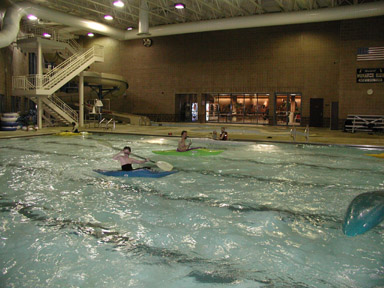 Kayak Open Pool