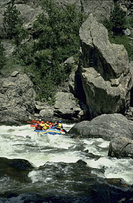 Whitewater Raft Rentals 2010