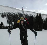 Berthoud Pass, Colorado Backcountry trail + ski maps 2009