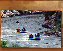 Rio Chama River Rafting New Mexico 2 Day Trip 2009