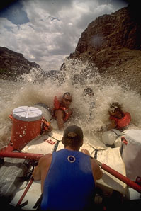 multiday raft trips