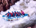 Clear Creek River Rafting, III-IV, Idaho Springs, CO