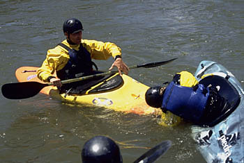 Kayak Instruction